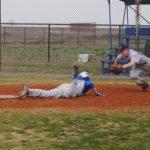 Union City High School Varsity Baseball beat Duke 11-1