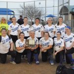 Lady Tigers Bring Home Hardware