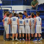 Junior High Rivalry Game Goes Minco's Way
