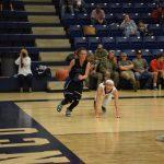 Lady Tigers Drop Game vs Rival