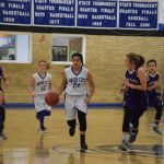 JH Girls Conquers Crusaders