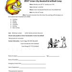 Union City Baseball & Softball Camp