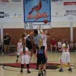 Elementary Basketball vs Sacred Heart