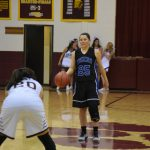 Lady Tigers Trounce Verden