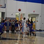 JH Boys Earn First Victory