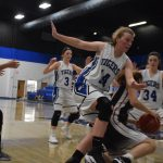 Lady Tigers Trounce Bison 51-19