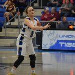 Lady Tigers Dominate vs Binger