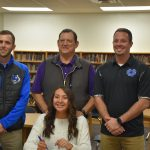 Kaulaity Signs to Play at Haskell University