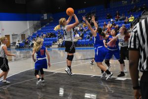 JH Union City Tigers vs. Binger (Photo Gallery)
