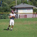 Jones looking to improve play in second year as Bearden starting quarterback