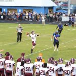 Jones's four touchdowns spur Bulldogs to dominant win over Karns
