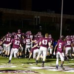 Bearden looks to secure second place in region following big win