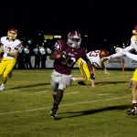 Deep receiving corps helps lead balanced Bearden attack