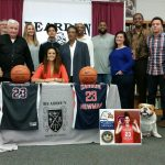 Senior Geer signs to play basketball at Carson-Newman