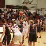 Sophomore Lee stepping into larger role for Lady Bulldogs