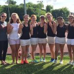 Girls tennis tops Tennessee High to progress to state tournament