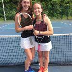 Bearden Tennis All-State Members