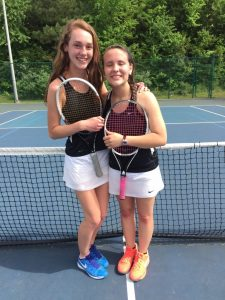 Bearden Tennis All-State Members