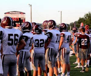 Bearden football 57, Powell 20: Aug. 26, 2016