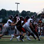 Bearden football 57, Powell 20: Aug. 26, 2016