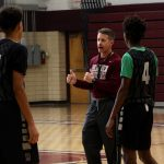 Parrott emphasizing defense, character as new boys basketball coach
