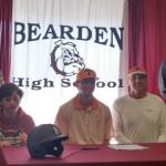 Bearden baseball sends four players on to college baseball
