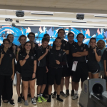 Bowling team finds stride in third season