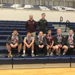 Burns, Grayson leading Bearden wrestlers at state tournament