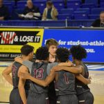 Bearden's historic season comes to an end in state semifinal