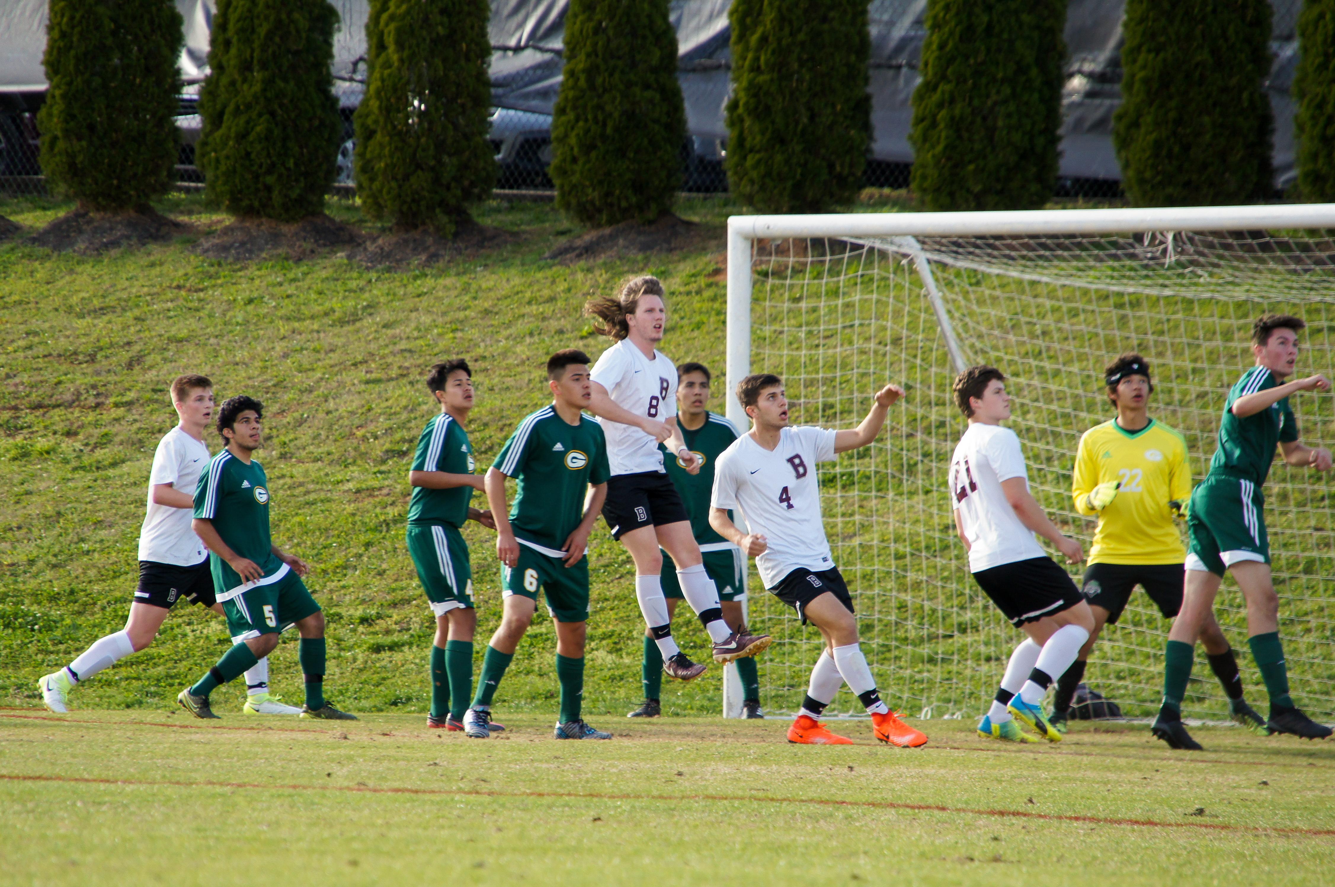 Bearden soccer looks to continue successful season against rival Farragut