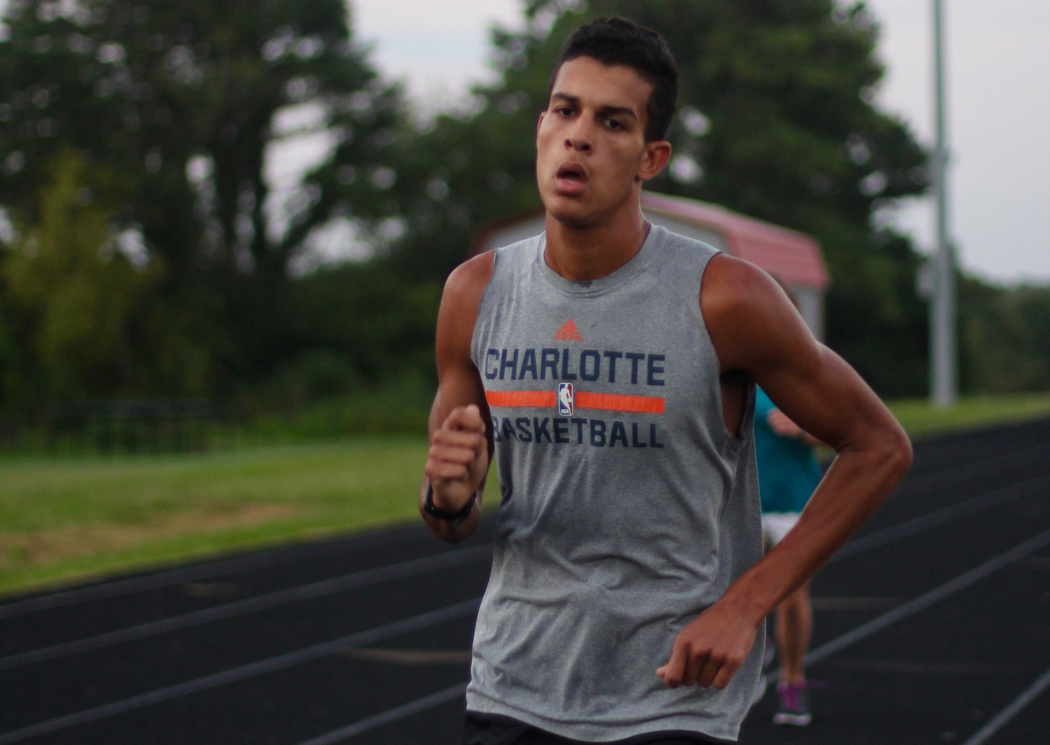 Track and field has state potential in several events despite losing key seniors last year