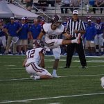 Bearden kicker participates in charity program for cancer research