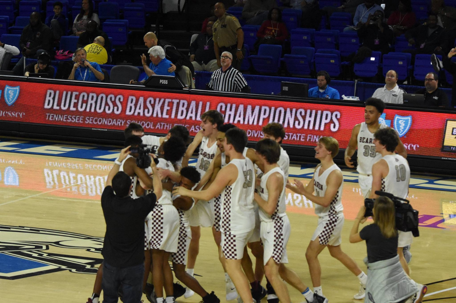 State champs tell their own stories from triumphant week at state tournament