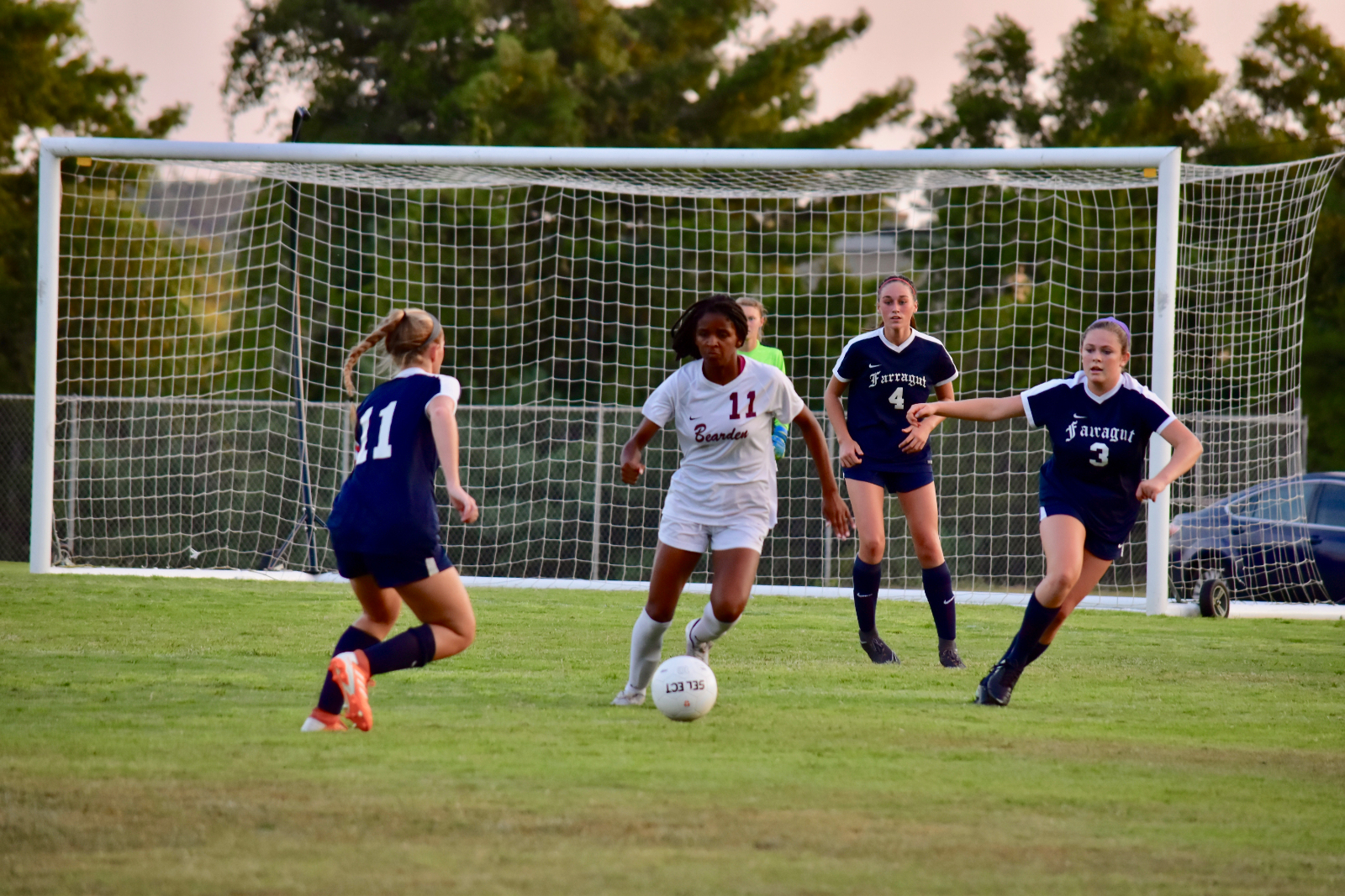 Winner heads to state when Bearden hosts rival Farragut on Saturday