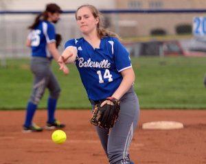 Softball team knocks off Franklin County 10-4
