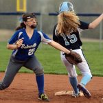 Softball team posts conference win over Lady Wildcats