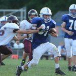 Batesville High School Freshman Football beat South Decatur High School 20-8