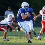 Batesville High School Junior Varsity Football beat South Dearborn High School 52-0
