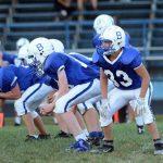 Batesville High School Freshman Football falls to East Central High School 14-20
