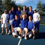 Batesville High School Boys Varsity Tennis beat East Central High School 4-1