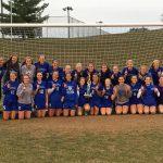 Batesville High School Girls Varsity Soccer beat Trinity Lutheran High School 11-2