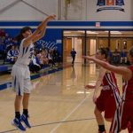 Big fourth quarter leads Lady Knights past Batesville 57-44