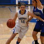 Batesville High School Girls Junior Varsity Basketball beat Greensburg High School 29-17