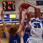 BHS  junior varsity beats Waldron 66-40