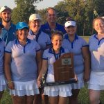 BHS golfers win county title