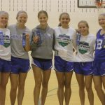 Lady Bulldogs win cross country sectional