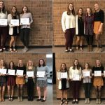 Awards handed out for girls soccer