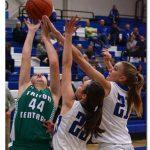 Batesville High School Girls Junior Varsity Basketball falls to Triton Central High School 45-33