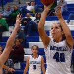 Batesville High School Girls Varsity Basketball falls to Triton Central High School 40-32