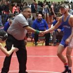 Deal advances to semistate in wrestling